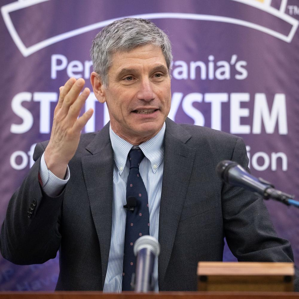 Head of Pa.'s public university system to examine historic roots of racism in state schools