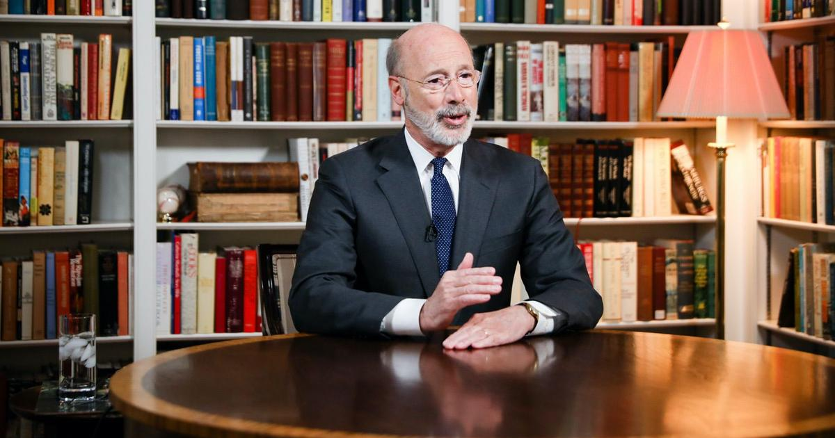 gov tom wolf  issue stay  home order   counties