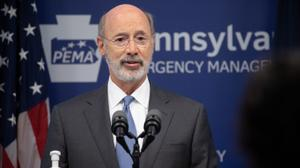 In March, Gov. Tom Wolf issued the emergency order as Pennsylvania began reporting its first COVID-19 infections.