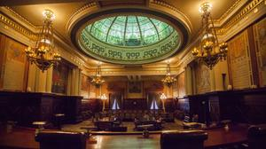 Inside the Pennsylvania Supreme Court