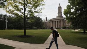 Penn State, which plans to hold in-person classes for the fall semester, is requiring all students to sign a waiver freeing the university of any responsibility should they contract COVID-19 while on campus.