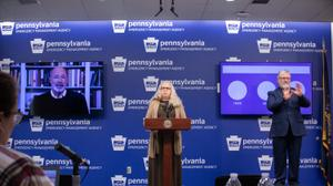 """""""If you have a friend or neighbor who needs this information in their native language, please share it,"""" Health Secretary Rachel Levine said Friday."""