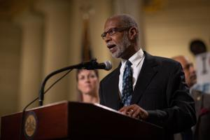 """Sen. Art Haywood (D., Philadelphia) said further reforms to Pennsylvania's guardianship system are """"stuck"""" in the legislature and lack bipartisan support."""