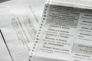 More than 690,000 Republicans have requested a mail-in or absentee ballot for the November election.