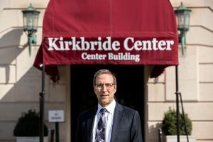 "Fred Baurer, medical director of the Kirkbride Center in Philadelphia, said, ""We don't have the ability to quarantine someone without endangering Philadelphia Inquirer or other patients."""