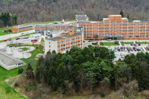 """At Brighton Rehabilitation and Wellness Center in Beaver County, which has so far seen 80 deaths — the highest number at any nursing home in Pennsylvania to date — an """"abbreviated"""" state survey in late April found no deficient practices."""