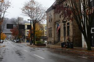 Johnstown City Hall on Main Street in downtown Johnstown on Nov. 11, 2020.