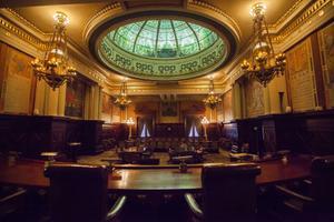Inside the Pennsylvania Supreme Court