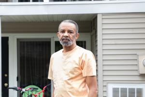 James Pride needed help to pay rent on his Lebanon apartment. His landlord, Morgan Properties, told him it won't take part in the state's rental assistance program.