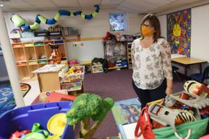 """I had phone calls just constantly, 'Please, please, please, I need care for my child,'"" said Nancy Miller of Boyertown Children's Center."