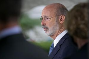 """In a statement, Gov. Tom Wolf said the proposal """"would hinder our ability to respond quickly, comprehensively, and effectively"""" to another wave of COVID-19."""""""