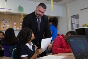 Secretary Pedro Rivera said the Department of Education doesn't have the power to compel school districts to continue educating students.