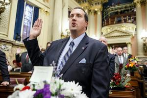 As chair of the State Government Committee, Rep. Seth Grove (R., York) will serve as the gatekeeper for all proposed election changes in the House.
