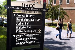 The Harrisburg Area Community College — which serves more than 17,000 students on campuses in Harrisburg York, Lancaster, Lebanon and Gettysburg — has eliminated all on-campus mental health counseling, a move experts said was risky at a time of growing demand.