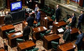 Republicans in the Senate said the bill would align Pennsylvania's standards with other states while requiring companies to provide proper safety measures.