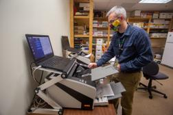 """""""Mail-in voting has become like a second election that we have to run, that we never had to run before,"""" Lycoming County Elections Director Forrest Lehman said. """"It has almost doubled the workload, and you know, nobody's salaries have doubled at the same time."""""""