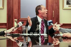 The campaign of outgoing state Senate President Pro Tempore Joe Scarnati is appealing the dismissal of a lawsuit seeking thousands of dollars from two news organizations who requested records of his campaign spending.