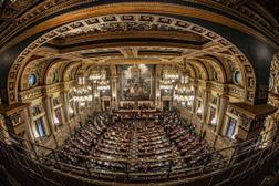 The General Assembly spent $203 million from 2017 through 2020 just to feed, house, transport, and provide rental offices and other perks for lawmakers and their staffs.