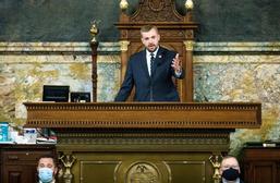House Speaker Bryan Cutler (R., Lancaster) signed onto the letter.