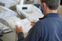 Issues with mail ballots plagued a handful of Pennsylvania counties during the 2021 primary.
