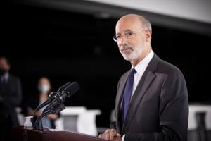 The Wolf administration has forcefully pushed back on the claim that it can only mandate business closures when a disaster declaration is in place, arguing that power resides with the state's health secretary.