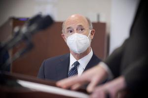 Gov. Tom Wolf's administration has repeatedly cited a decades-old law to prevent the public from scrutinizing its response to the coronavirus pandemic.