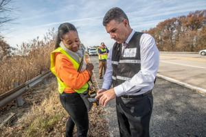 """Tim Boyce — the emergency manager in Delaware County, where the Mariner East pipelines cut through a population of roughly 3,000 people per square mile — said planners like himself need more information from Sunoco. """"You can't just keep telling people, 'It's OK, don't worry about it.' We owe it to them to have thought this through beforehand,"""" he said."""