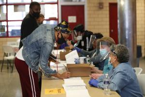 Report voting problems in Pennsylvania to Spotlight PA's team of dedicated election reporters, in partnership with ProPublica and Votebeat.