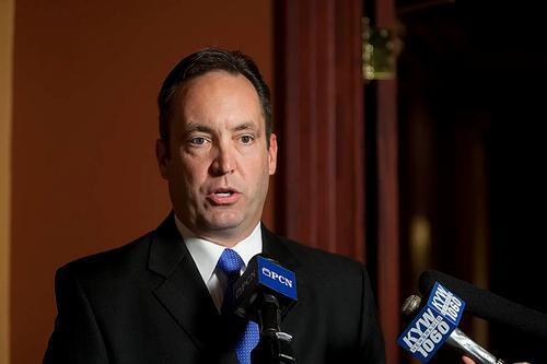 Pennsylvania Senate Majority Leader Jake Corman (R., Centre)