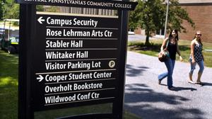 The state's largest community college, HACC, Central Pennsylvania's Community College, eliminated campus mental health counseling in September, causing a backlash among students and sowing confusion about how they could seek help.