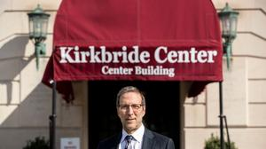 """Fred Baurer, medical director of the Kirkbride Center in Philadelphia, said, """"We don't have the ability to quarantine someone without endangering Philadelphia Inquirer or other patients."""""""