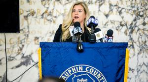 Jennifer Storm resigned from her $123,000 position earlier this year, several months after the Republican-controlled state Senate blocked her from serving another six years as Pennsylvania's victim advocate.