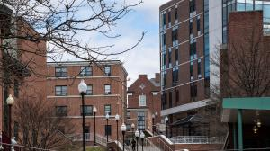 Bloomsburg University officials said they're working on a number of initiatives to improve the campus climate, including additional bias training for staff and students,