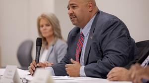 Secretary of Corrections John Wetzel said simply releasing inmates isn't a viable option. He said there needs to be reentry policies and procedures in place, and that takes time.