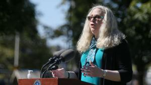 Dr. Rachel Levine, who oversaw the state health department during the first year of the pandemic, was nominated by President Joe Biden to serve as assistant health secretary.