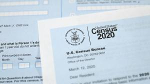The U.S. Census Bureau released the long-awaited state population totals Monday as part of the decennial count that determines the distribution of 435 congressional seats as well as Electoral College votes.