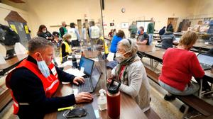 Cases of the coronavirus are steadily climbing in Pennsylvania to levels not seen since the beginning of the year, driven by the highly contagious delta variant.