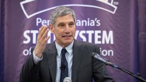 """Chancellor Daniel Greenstein said the plan will involve the creation of """"precise goals, action steps, and evaluation measures."""""""