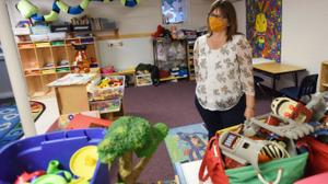 """""""I had phone calls just constantly, 'Please, please, please, I need care for my child,'"""" said Nancy Miller of Boyertown Children's Center."""