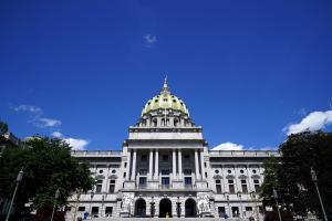 The state Senate and House together spend on average $50 million per year, not including generous salaries and benefits.