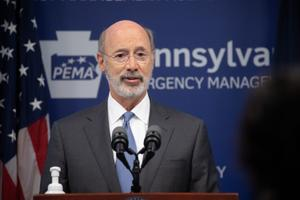"""""""I am taking this action to help families know they will have a roof over their heads and a place to live while all of us fight the COVID-19 pandemic,"""" Gov. Tom Wolf said in a statement."""