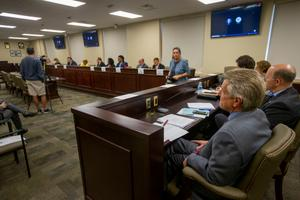 The House State Government Committee advanced the proposal Monday.