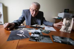 Ken Brady, now 99, was taken in by the Milton Hershey School during the Depression, after his father died. Milton Hershey handed Brady his diploma when he graduated. Today, he marvels at the size of the school's fortune and wonders if it could do more.
