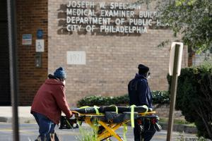 As Philadelphia's own public health department reported a high and rising number of deaths caused by the coronavirus, the state health department's count for the city remained stuck at a much lower number.