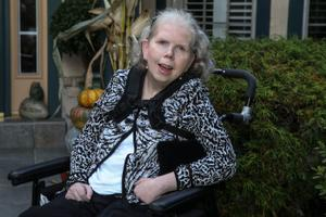For the last 34 years, Laura Hervey has lived without the use of one of her arms and her legs. She lives in an assisted living community that abuts the Mariner East system.