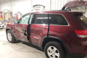 Margo Davidson's own leases raised flags when she crashed her state-paid vehicle twice in 12 days while her license was suspended. The incidents were not part of her recent charges and resignation.