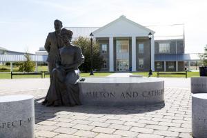 The Milton Hershey School.
