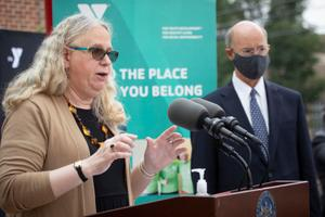 Early on in the pandemic, Pennsylvania Health Secretary Rachel Levine cited a decades-old law as a reason for withholding the number of COVID-19 tests the state was conducting and the number of cases in nursing homes. She later reversed course.