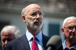 Gov. Tom Wolf supports more funding to help improve eldercare services in Pennsylvania ahead of a looming dementia care crisis, but the GOP-controlled state legislature would need to agree.