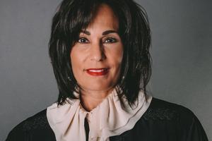 Superior Court Judge Maria McLaughlin